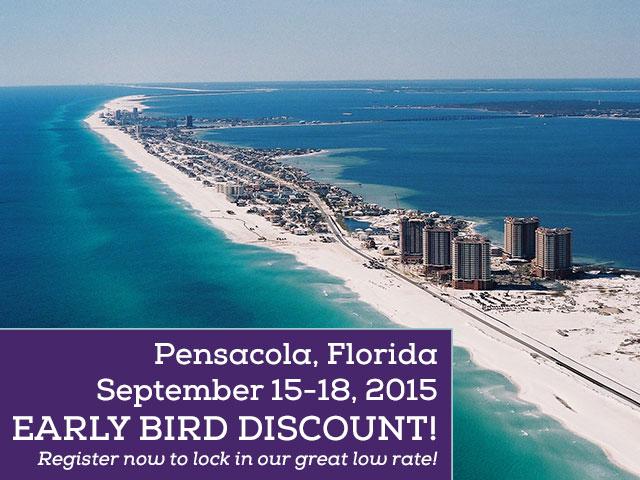 Pensacola Early Bird Sale